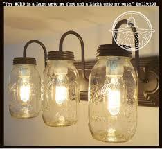 discount bathroom light fixtures mason jar light fixtures mason jar pendant lights mason jar