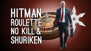 Challenge Kills Someone Hitman Hitman No Kill Shuriken Explosion Challenge For