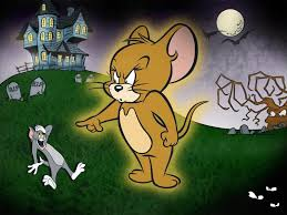3 d halloween wallpaper tom and jerry 3d wallpapers group 78