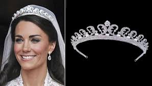 kate middleton wedding tiara kate wedding tiara kate middleton bridal headpiece vintage style