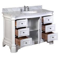 kitchen bath collection kitchen bath collection kbc a48wtcarr katherine bathroom vanity