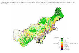 northeastern cus map northeastern forest inventory and analysis usda forest service