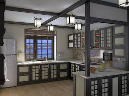 kitchen japanese inspired hanging pendant lights ideas and