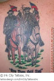 confederate soldier tattoos pictures to pin on pinterest tattooskid
