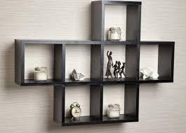 shelving inspirational wood wall mounted tv shelves surprising