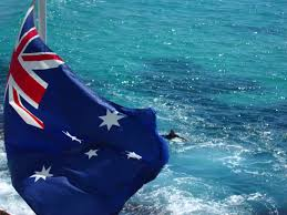 Pictures Of The Australian Flag Free Stock Photo 1939 Summer Swimming Freeimageslive