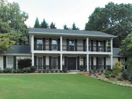 front porches on colonial homes dunwoody brookhaven homes on tour reporter newspapers