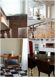 island kitchen tables roundup 12 diy kitchen tables islands and cupboards you can