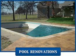 Backyard Remodel Cost by Pool Renovation Cost Crafts Home