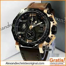 Jam Tangan Alexandre Christie Cowok jam tangan alexandre christie pria ac 6373 chronograph black hub