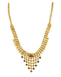 thanmay gold necklace for kerala necklace designs