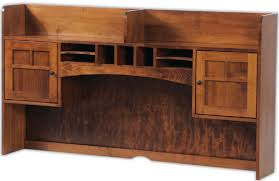 Desk With Hutches Rivertowne L Desk Hutches In Solid Hardwood Ohio Hardwood Furniture