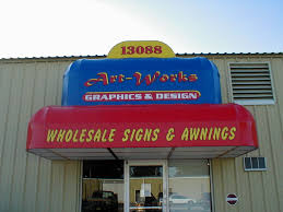 Awning Signs Wholesale Awnings Art Works Wholesale Signs U0026 Awnings