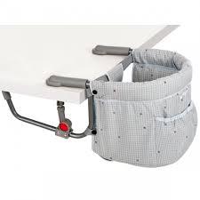 siège table bébé phénoménal chaise table bébé avis chaise de table nomade smart