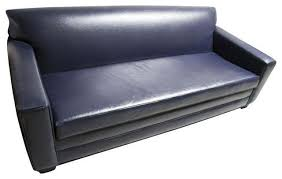 Navy Blue Leather Sofas by 11 Blue Leather Sofas Carehouse Info