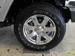jeep wheels anybody run the wrangler 70th anniversary 7 spoke wheels