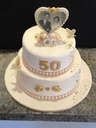 golden wedding cakes 50th anniversary cakes pictures 50th wedding anniversary cake