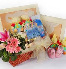 Baby Gift Baskets Delivered Baby Gifts Ideas Online Florist Malaysia