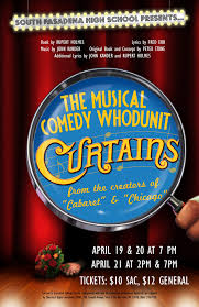 Curtains Music Curtains Poster By Efftee On Deviantart