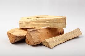 large wooden pieces tranceplants net palo santo wood bursera graveolens large