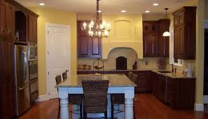 amazing kitchen wall colors with dark maple cabinets paint colors