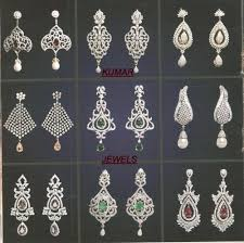 diamond earrings india diamond earrings indian style whole cz earrings diamond 2017