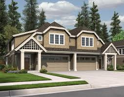 Multi Family Homes Floor Plans 83 Best 2 Family Homes Images On Pinterest Duplex House Plans