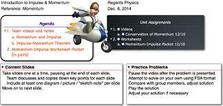 impulse momentum theorem archives regents physics