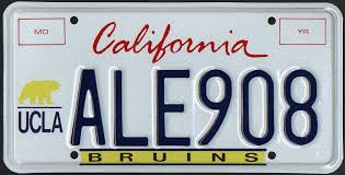 Dmv Vanity Plate What You Need To Know About Vanity Plates In California