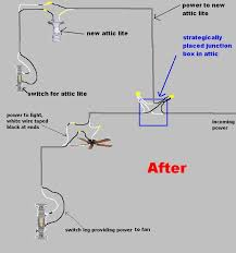 attic light electrical diy chatroom home improvement forum