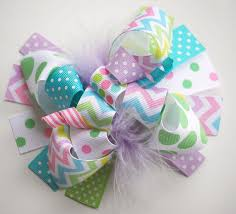 easter hair bows baby tutus baby pettiskirts baby hair bows