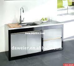Metal Kitchen Sink Cabinet Unit Metal Kitchen Sink Cabinet Unit Kitchen Cabinets Lowes Reviews