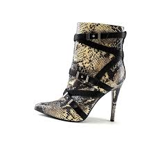 womens size 9 shoe boots guess womens parley pointed toe ankle fashion boots multi