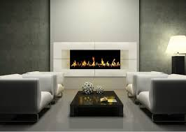 fireplace mantels modern living room toronto by joceco