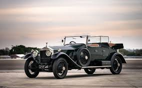 rolls royce vintage convertible wallpaper rolls royce 1922 silver ghost 40 50 hp tourer in 3840x2400