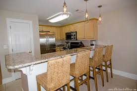 beach kitchen ideas house stalking u2013 a beach condo before and after