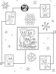 daniel tiger wrapping paper happy holidays pbs parents pbs