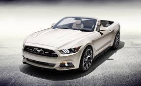 2015 hyundai genesis forum 2015 ford mustang 50 years convertible could be yours hyundai