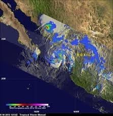 Mexico Weather Map by Mexico Flooded By Tropical Storm Manuel And Hurricane Ingrid