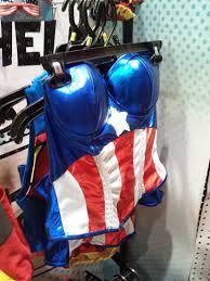 spirit halloween 2014 travel toronto now captain america bra crop top and shield spirit