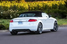 2018 audi tt convertible pricing for sale edmunds