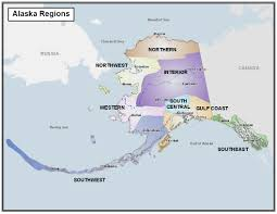 Tanana Alaska Map by Cdo Repository