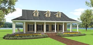 Open Floor Plan Country Homes Plan 23064 3 Bedroom 2 Bath House Plan Without Garage