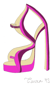 shoes sketches