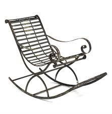 Metal Rocking Patio Chairs Metal Outdoor Rocking Chairs Inspirations Home Interior Design