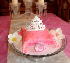 princess pillow cake with edible tiara 7 steps with pictures