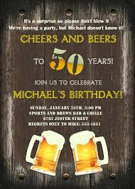 10 best 50th birthday party invitations for men or women images on