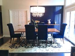 articles with blue painted dining room chairs tag interesting
