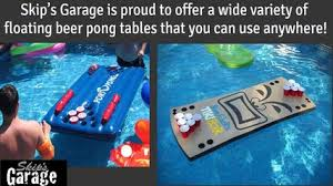 Pool Beer Pong Table by The Air Pong Beer Pong Cooler Best Inflatable Beer Pong Table
