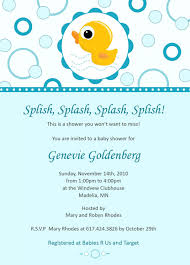 top 12 duck baby shower invitations trends in 2017 thewhipper com